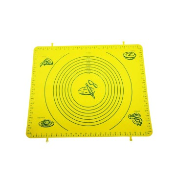 silicone heat resistant heater baking rolling pad