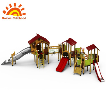 Playground equipment outdoor for toddlers