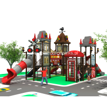 Playground Slide Set Outdoor Playground Equipment