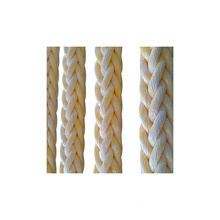 PE 12 stands rope nylon twisted handles rope
