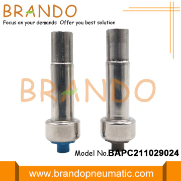 Stainless Steel Solenoid Plunger Tube For Clutch Servo