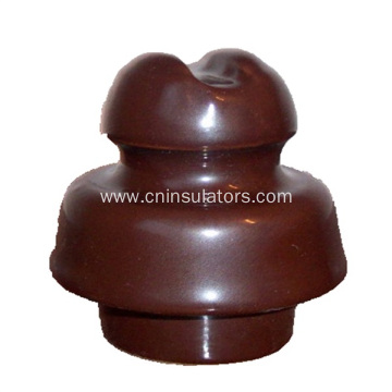 10KV Pin Type Porcelain Insulator E-80
