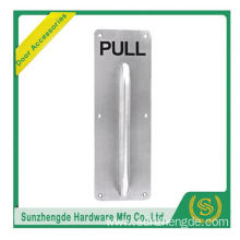 BTB SSP-019SS Stainless Steel Door No Smoking Warning Sign Name Plates