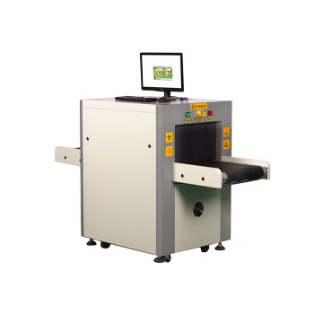 Kleine grutte X-Ray baggage scanner (MS-5030A)
