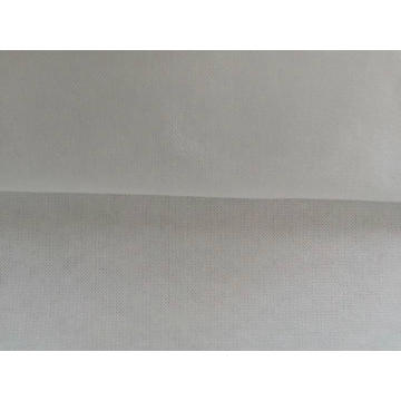 Cross White Spunlace Non-woven Fabric