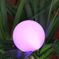 RGB Colorful Changing Waterproof Remote Control LED Ball