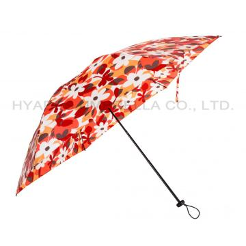Lady's Folding Umbrella Clothesline
