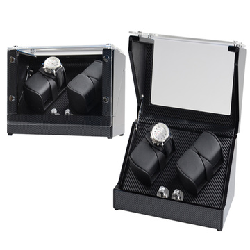 watch winder case for 4 watches