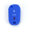 Peugeot Car Accessary Protective Silicone Car Key Shell