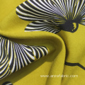 JC60*R60 Digital Printed Cotton Rayon Voile Fabric
