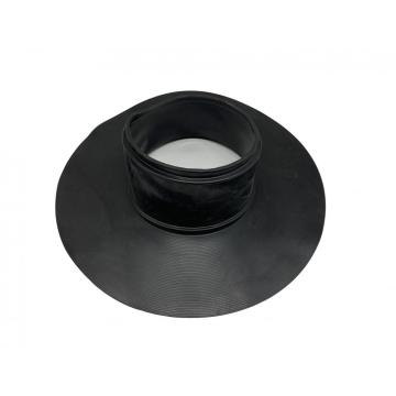Round Basw EPDM Rubber Pipe Boots for Chimney
