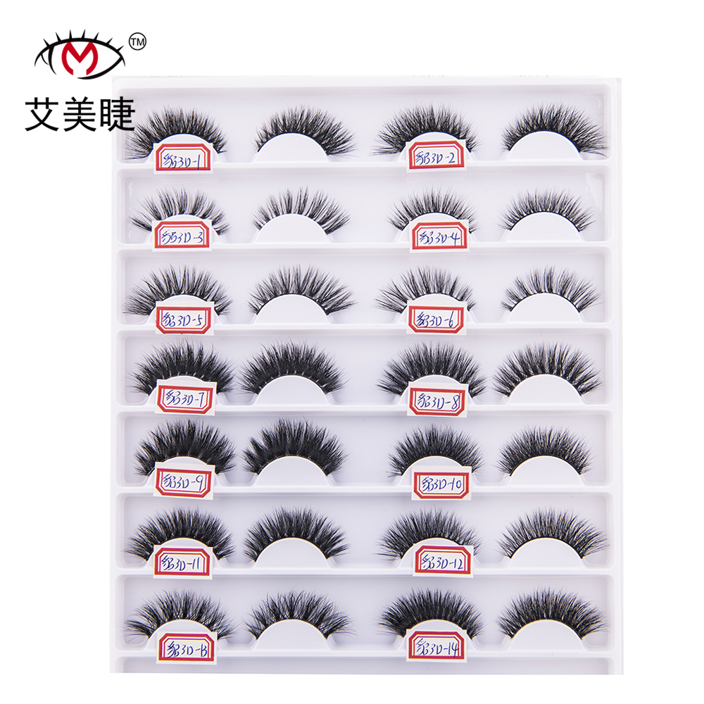 Faux Mink Eyelashes