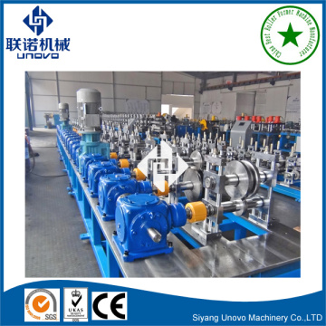 Warehouse Storage Rack Metal Rack roll forming machine