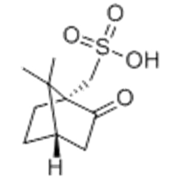 Bicyclo[2.2.1]heptane-1-methanesulfonicacid, 7,7-dimethyl-2-oxo-,( 57355443, 57261734,1R,4S)- CAS 35963-20-3