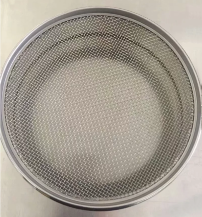 Grading Analysis Sieve
