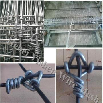 Hot sale galvanized deer field fence