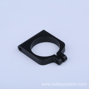 CNC Aluminum Customized clamp mounting bracket