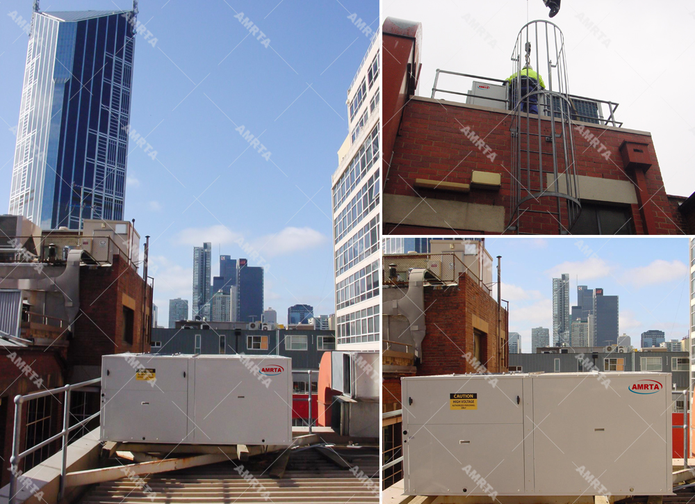 15Ton Rooftop packaged unit