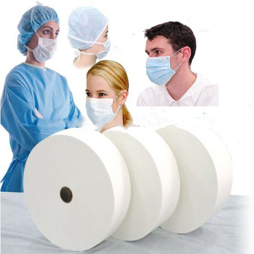 Breathable PP Spunbond Non Woven Fabric Making Mask