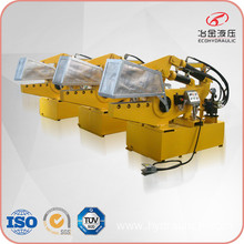 Integrated Waste Scrap Metal Aluminum Crocodile Shear