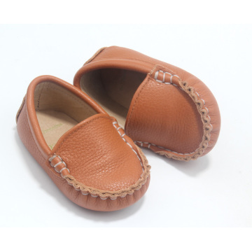 Soft Sole Leather Baby Boy Infant Casual Shoes