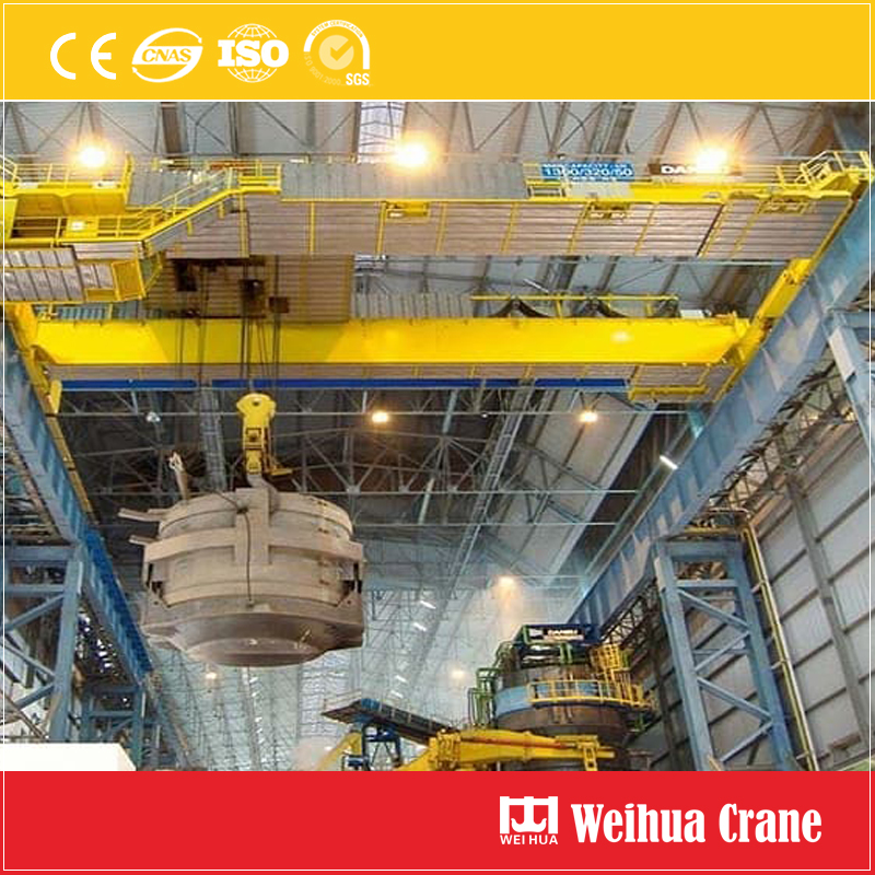 Overhead Crane For Foundry2