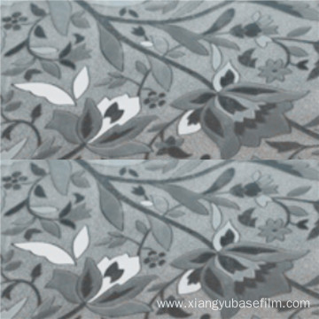 Matte Bathroom Glass Decorative Paste PET Film