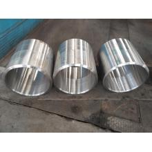 Steel bushing forging blank