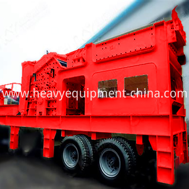 Moible Coal Crusher