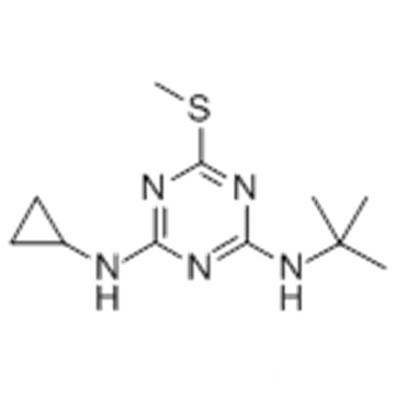 1,3,5-Triazine-2,4-diamine,N2-cyclopropyl-N4-(1,1-dimethylethyl)-6-(methylthio)- CAS 28159-98-0