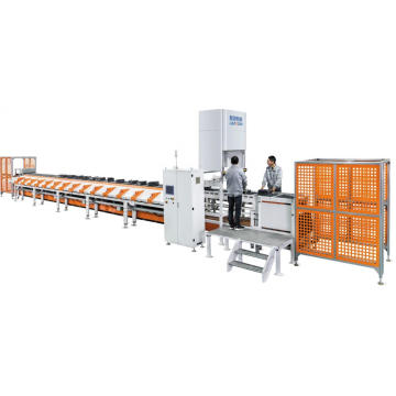 Automatic Crossbelt Logistic Sorter