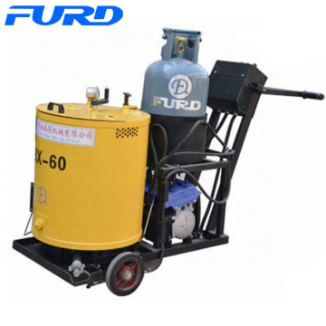 Hand Push LPG Heating Asphalt Crack Sealing Equipment With 60L Tank