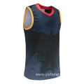 Mens Dry Fit Rugby Wear Vest