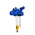 Single speed CD mobile electric wire rope hoist