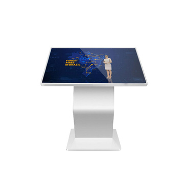 "55"" capacitive touch screen query integrated equiment"