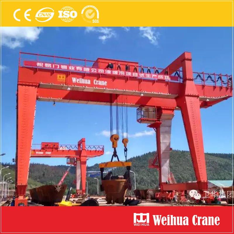 Metallurgy Gantry Crane