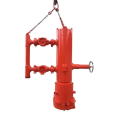 Oilwell Short Thread Connection Cementing Head
