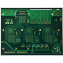 BGA electronic circuit boards for automotive products