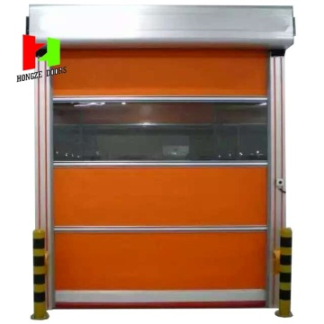 PVC Industrial PVC ngwa ngwa Action Rolling Door