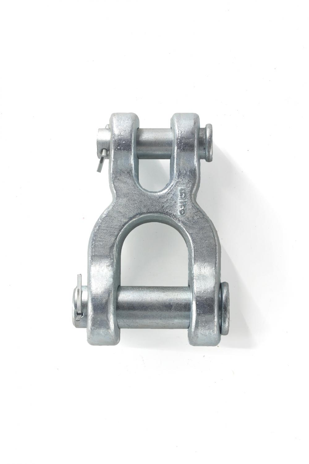 UNEUAL CLEVIS LINK FORGED