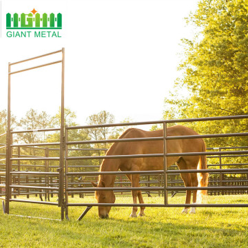 galvanized portable horse fence cheap metal fencing