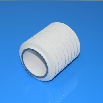 Metallized Alumina Ceramic Insulator for Electron Tubes