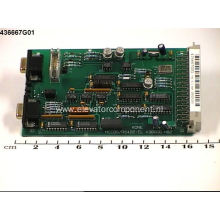 KONE Lift MCCBS/RS422-CL Board KM436667G01