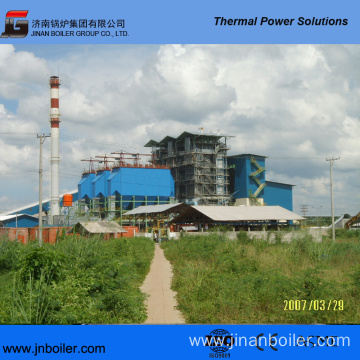 35 T/H Water-Cooling Vibrating Grate Boiler