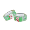 1 '' Core Dimension Colored Security Sealing Stationery Tape