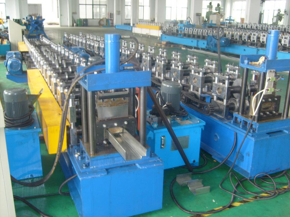 New Design Steel Door Making Machines