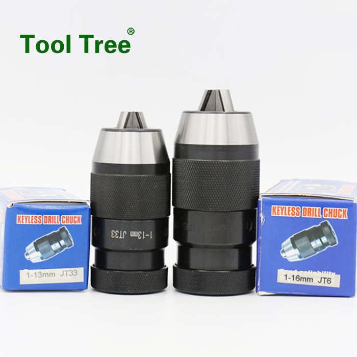 High Quality Keyless Drill Chuck
