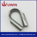 Heavy Duty Stainless Winch Rope Tube Thimble
