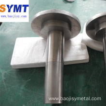 molybdenum supporting part used in vacuum furnace