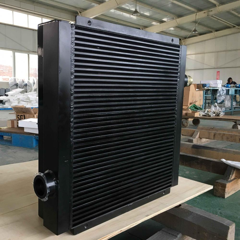 Pneumatic Air Cooler Aftercooler For Air Compressor